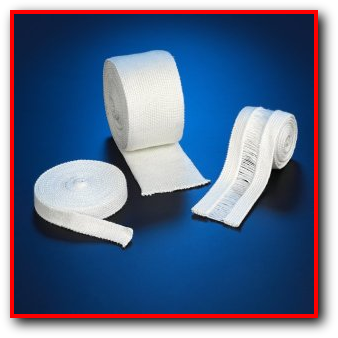 Ladder Tape Bolt-Hole Tape Knit Fiberglass High Temperature